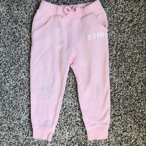 Old Navy Toddler Girls' Pink Joggers